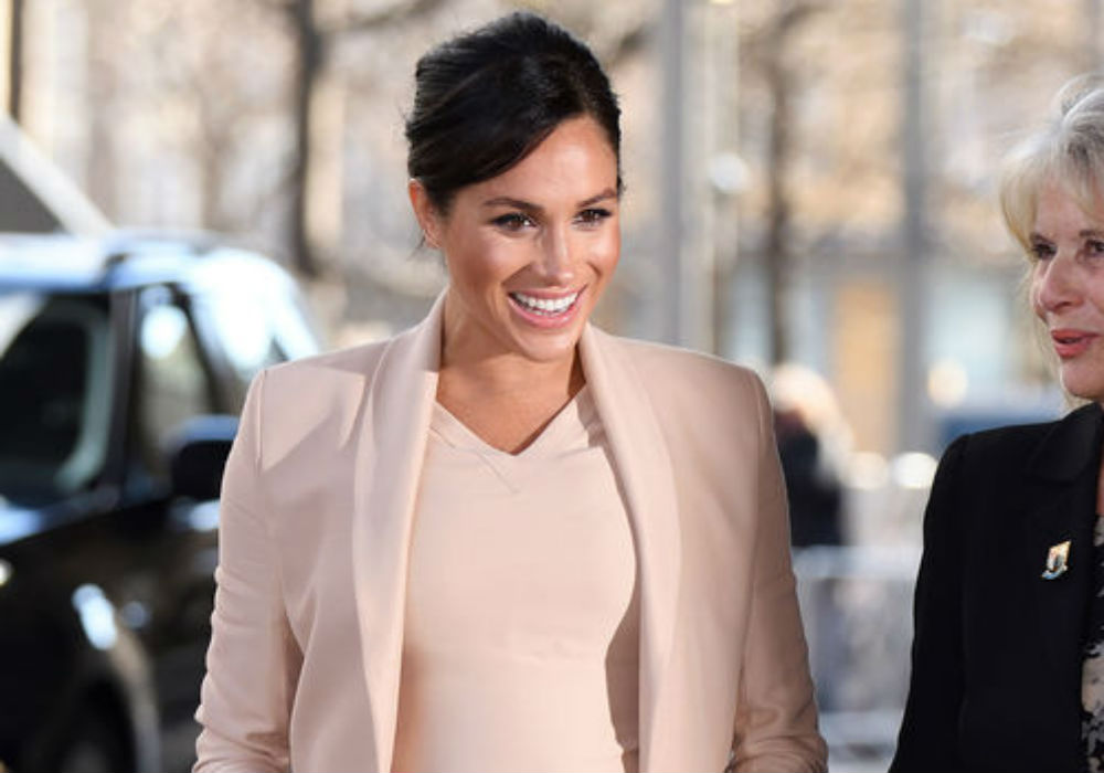 Meghan Markle Is Reportedly Planning On Breaking Royal Protocol By Doing This When She Gives Birth To Baby Sussex