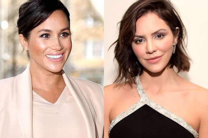 Katharine McPhee Remembers Her Best School Days With Meghan Markle
