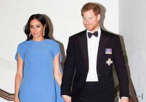 Meghan Markle's Maternity Wardrobe Reportedly Cost $500,000!