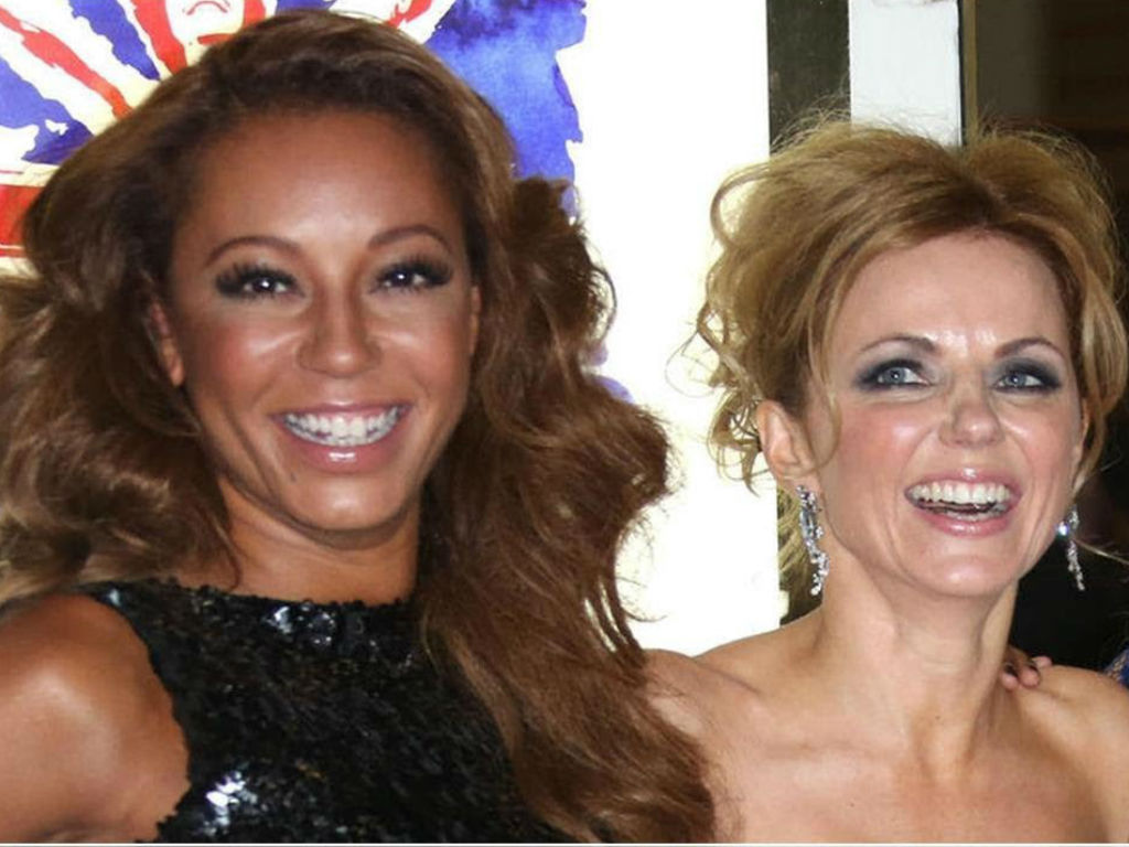 Spice Girls: The secret passion of Geri and Mel B