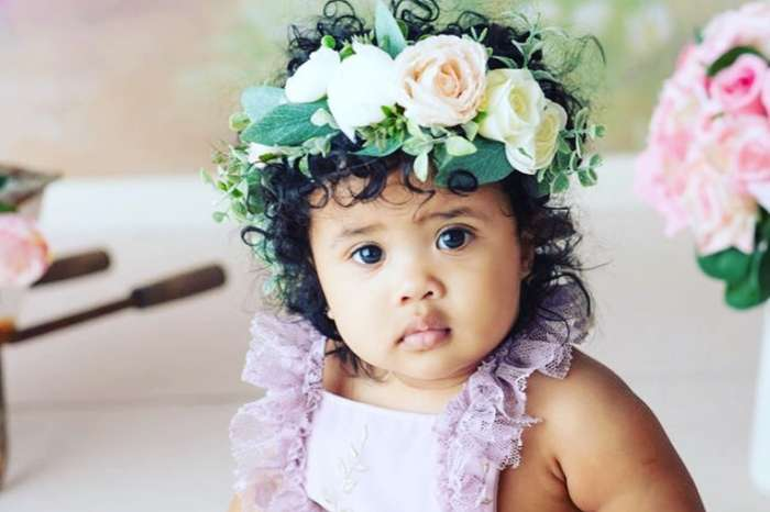 Melody Norwood, The Daughter Of Princess Love And Ray J, Takes Part In Her First Breathtaking Photo Shoot