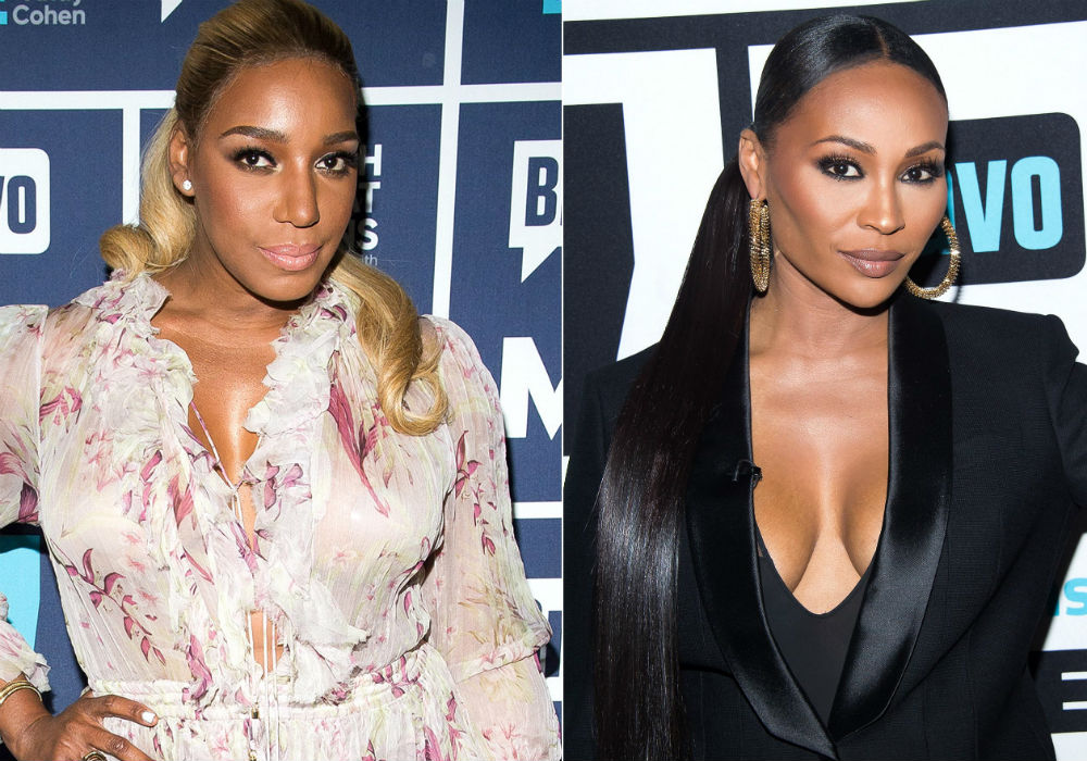 NeNe Leakes Leaving RHOA_ Cynthia Bailey Reportedly Caused Her To Storm Off The Season 11 Reunion Set