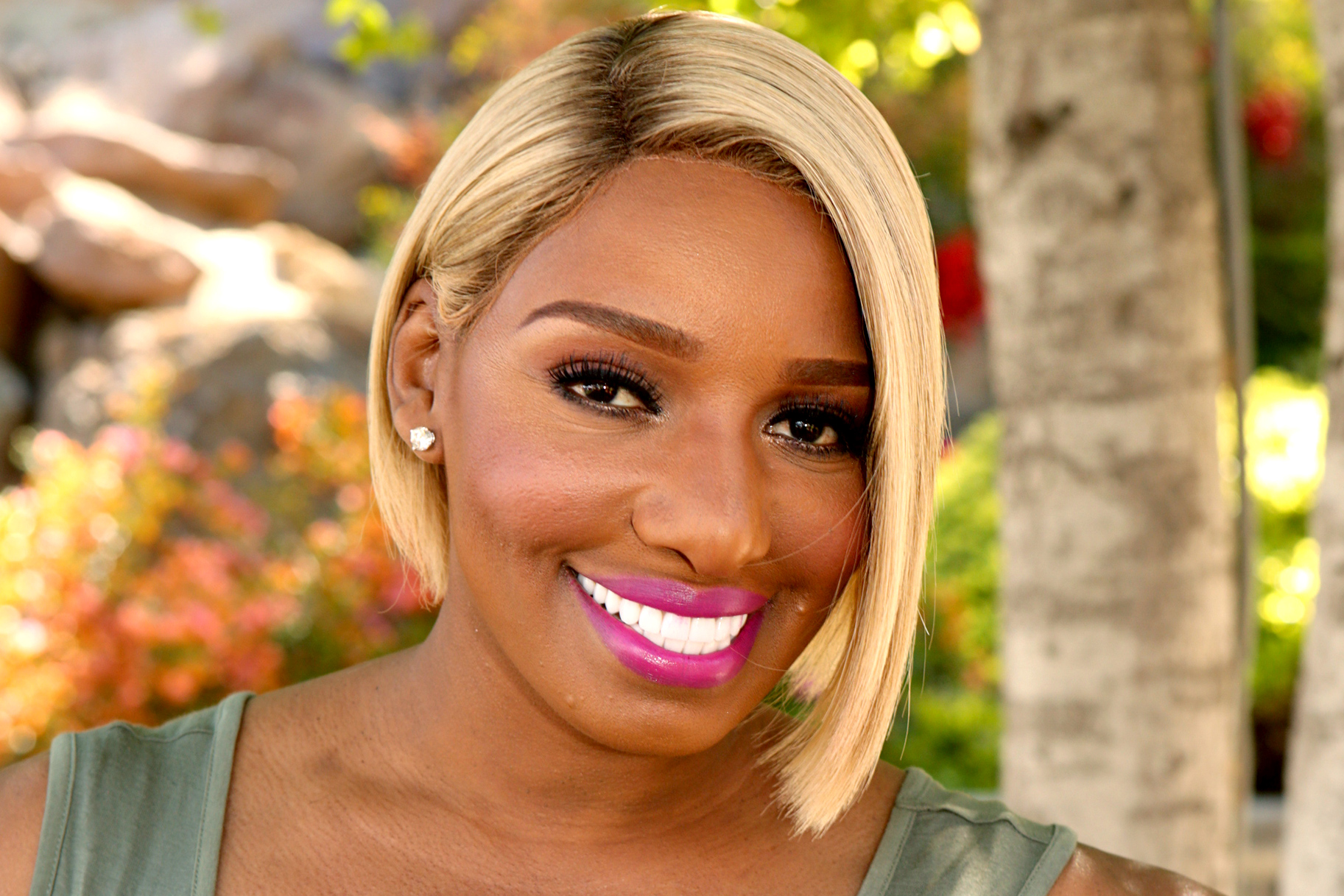 NeNe Leakes Is Guest Co-Host On The Real Today - Fans Ask Her To Spice Up The Show