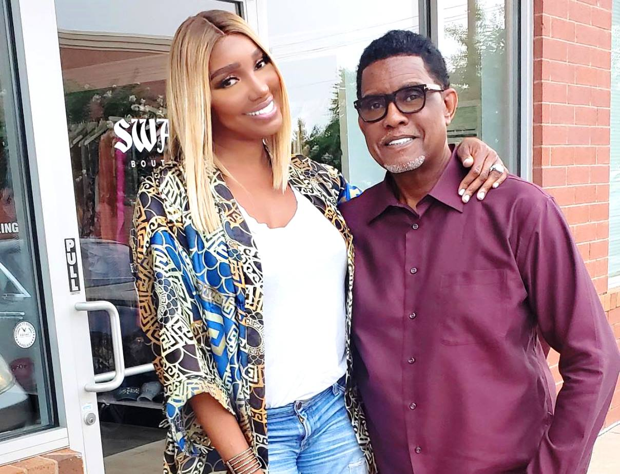 NeNe Leakes Slams Rumors That She And Gregg Leakes Are Over And She Also Says She'll Never Be Friends With Cynthia Bailey Again