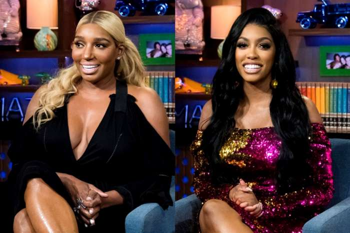 'RHOA's Nene Leakes Denies Putting Her Hands On Pregnant Porsha Williams After Fans Question The Belt Incident