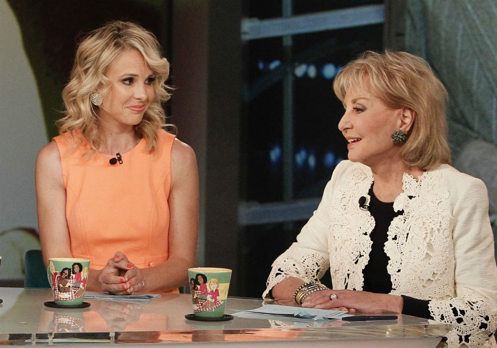 New Details Emerge On Elisabeth Hasselbeck's Shocking Meltdown Over Barbara Walters On The View