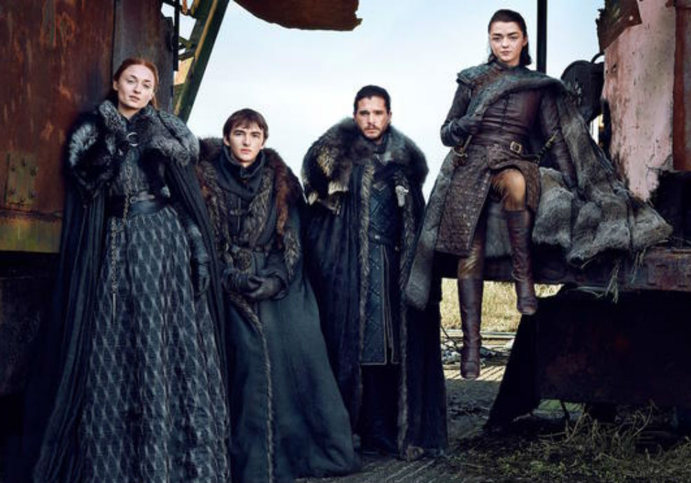 New Game Of Thrones Cast Photos Tease Possible Season 8 Storylines