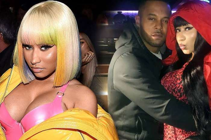 Nicki Minaj Calls Boyfriend Kenneth Petty Her 'Husband' During Interview