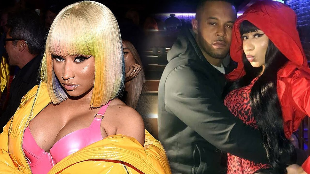 Nicki-Minaj-and-Kenneth-Petty
