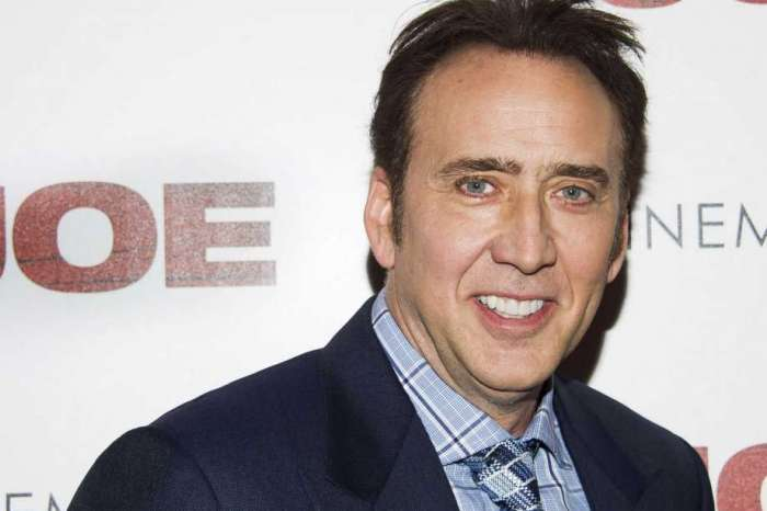 Nicolas Cage Explains Annulment After Days-Long Marriage - Reveals He Was Too Drunk To 'Understand' He Was Tying The Knot
