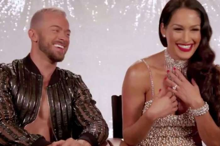 Nikki Bella And 'Dancing With The Stars' Pro Artem Chigvintsev Are Instagram Official