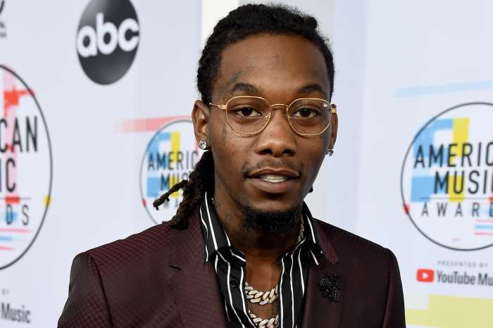 Offset Gets Blasted By His Baby Mama For Lying About Not Knowing The Paternity Of His Oldest Daughter!