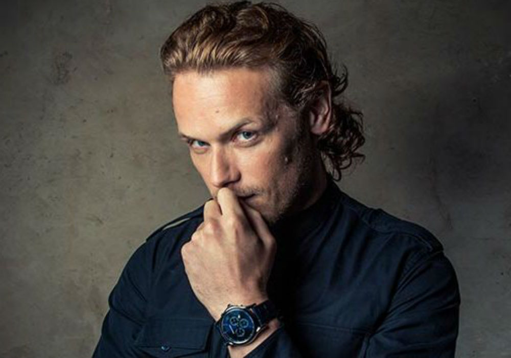 Outlander Star Sam Heughan Tours The US Amid Awards Buzz For His Work In Season 4
