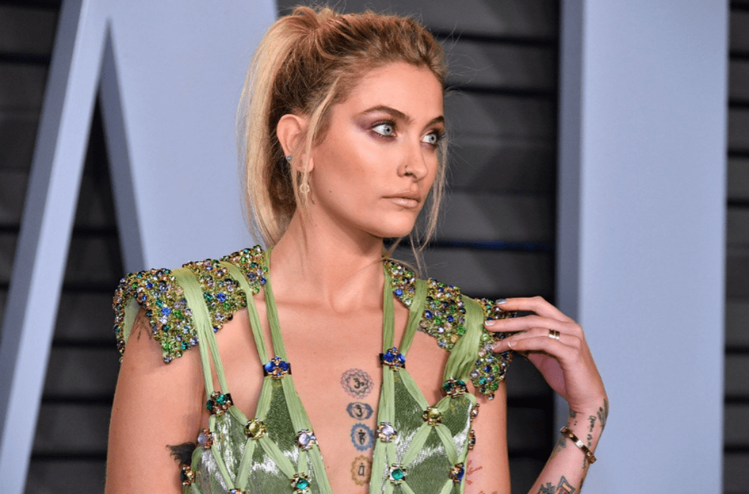 Paris Jackson Blasts Reports She Was Placed On Psychiatric Hold