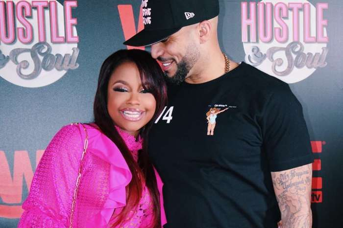 Phaedra Parks Gets In A Controversy About Light-Skinned Men Like Tone Kapone After Posting Romantic Pictures -- Tiny Harris Defends Former 'RHOA' Star