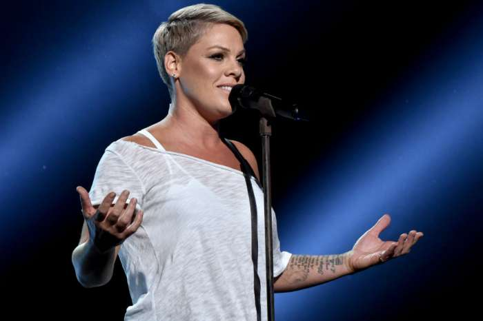 Pink's Savage Response To Instagram Troll Who Criticized Her Family Photo Is Best Clap Back Ever