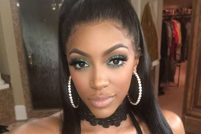 Dennis McKinley Shares Gorgeous Photo Of Porsha Williams' Push Gift After Giving Birth To Baby Pilar Jhena