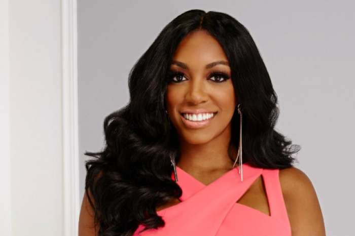 Porsha Williams Welcomes Her First Baby - 'She's Here!'