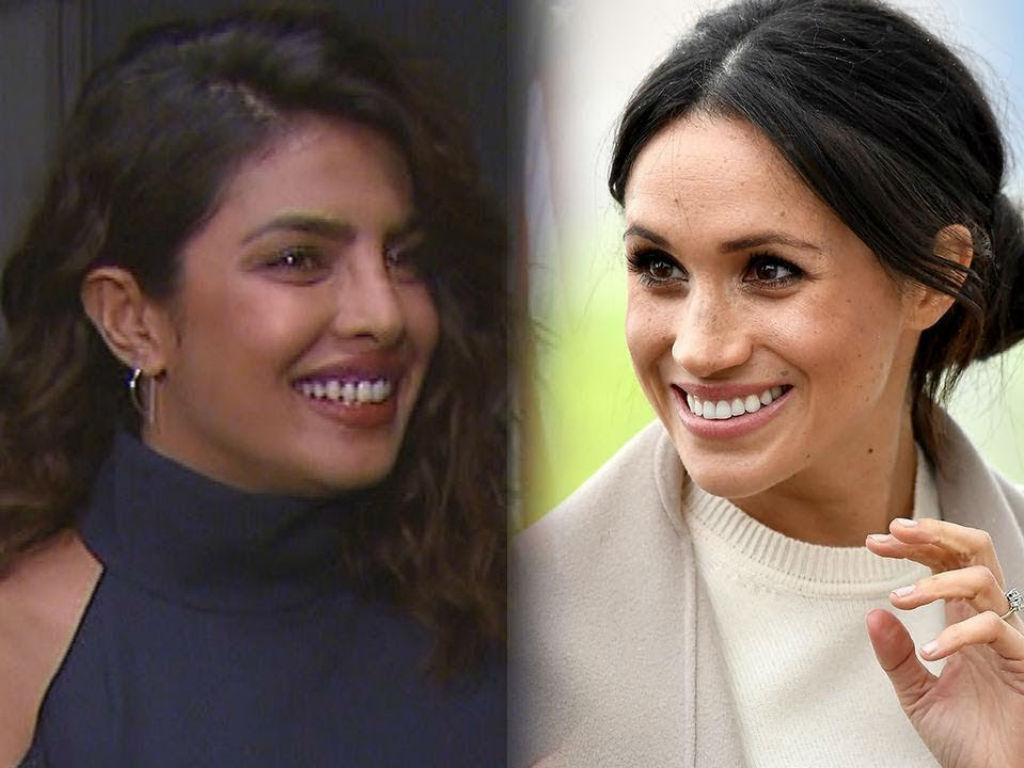 Priyanka Chopra Responds to Those Meghan Markle Feud Rumors