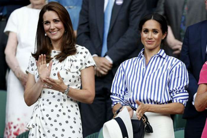 Queen Elizabeth Sees Kate Middleton As An Equal And Meghan Markle As A Child Claims Body Language Expert