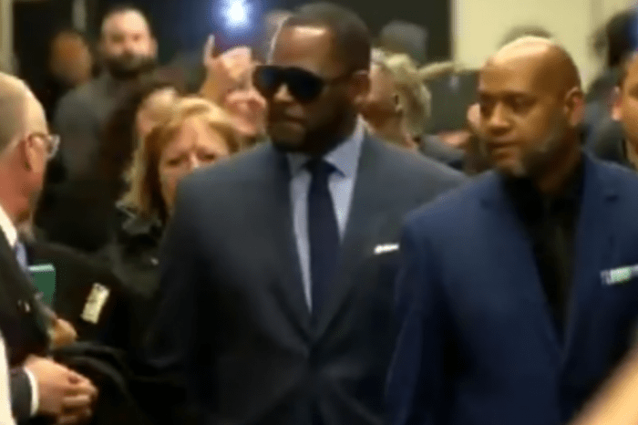 R. Kelly Back In Chicago Court Following Gayle King Interview — Owes $161,000 In Back Child Support, Says Reports