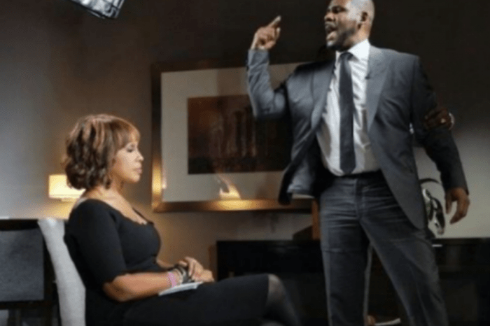 R. Kelly Explains Why He Went On 'CBS This Morning' With Gayle King