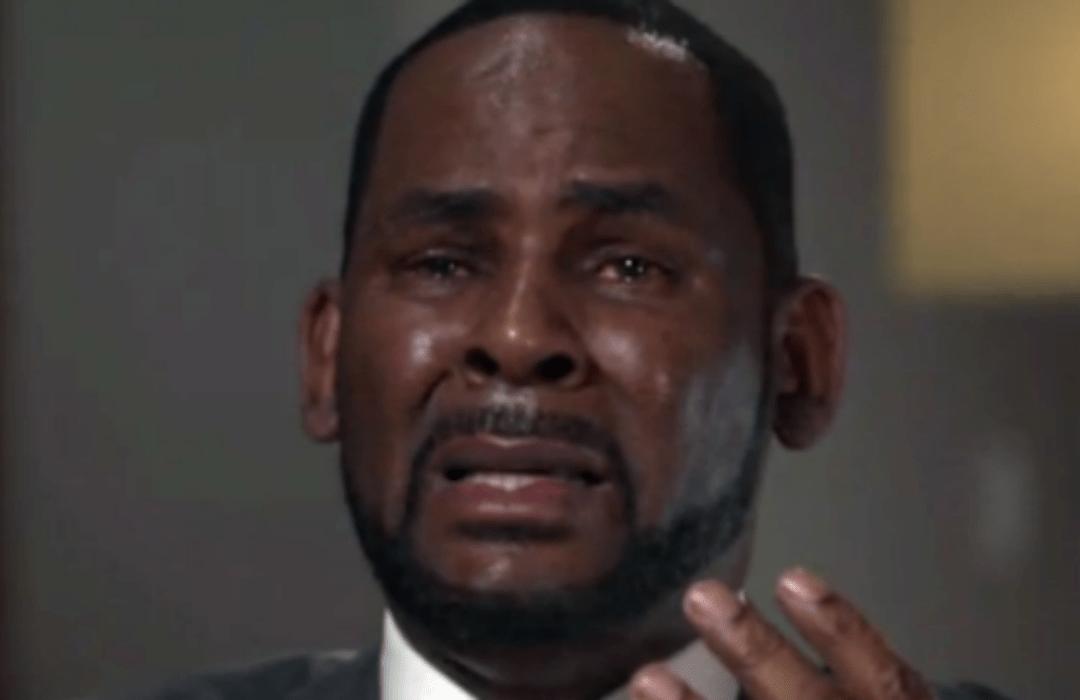 R. Kelly breaks down on CBS