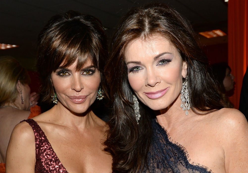 RHOBH Lisa Rinna Is Coming After Lisa Vanderpump Because She Is Jealous Of Her Fame