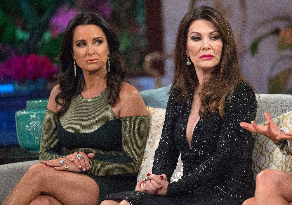 RHOBH Star Lisa Vanderpump Claims Her Friendship With Kyle Richards Is Beyond Repair