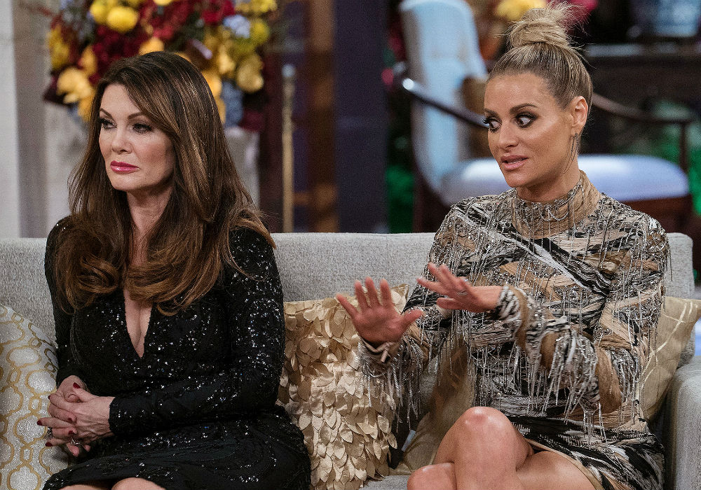 RHOBH Star Lisa Vanderpump Faked Forgiveness In Puppygate Claims Dorit Kemsley
