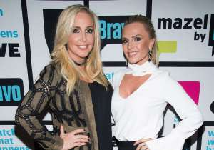 RHOC Tamra Judge Loses A Tooth On A Girl's Trip With Shannon Beador