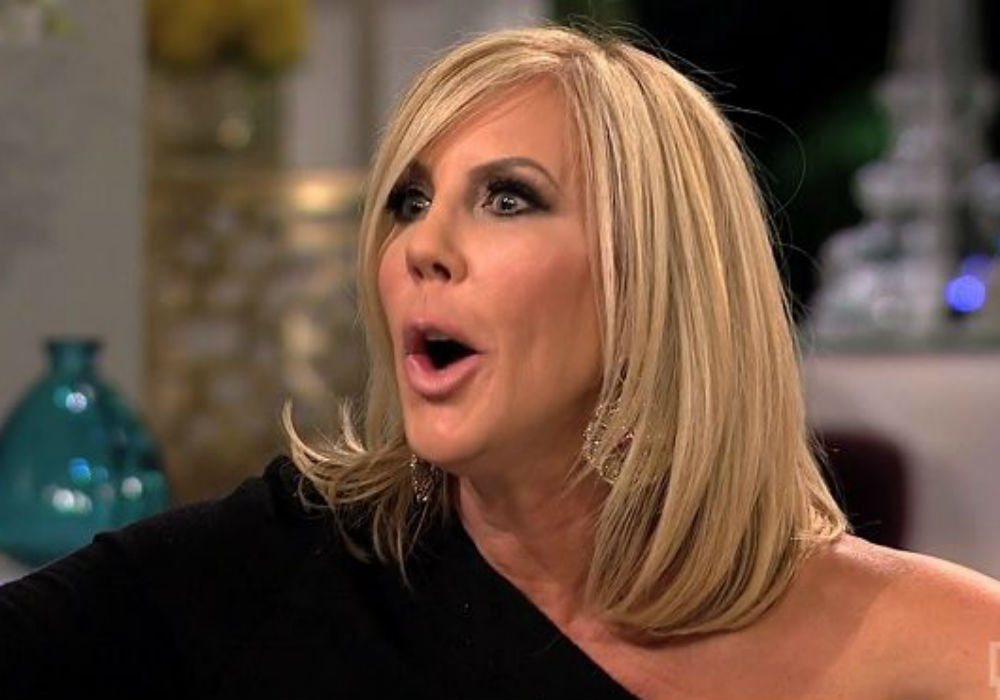 RHOC Vicki Gunvalson Posts About Partying With Tamra Judge Amid Facelift And Demotion Rumors