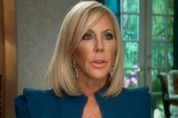 RHOC Vicki Gunvalson Slammed For Trying To Cash In On Luke Perry's Heartbreaking Death