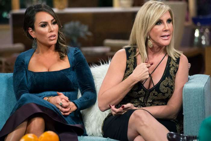 RHOC Viewers Reportedly Want Kelly Dodd Fired Over All The Vicki Gunvalson Drama