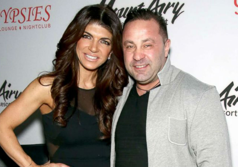 RHONJ Teresa Giudice Has Reportedly Done Nothing To Stop Juicy Joe's Deportation