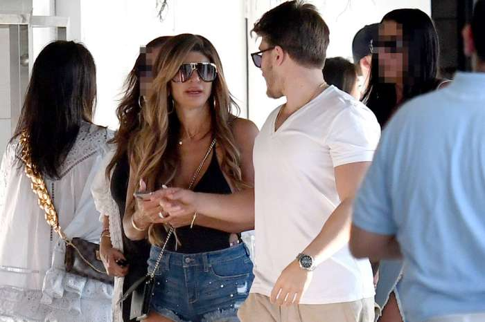 RHONJ Teresa Giudice Mocks Rumors She Is Cheating On Joe Giudice With Boy Toy Blake