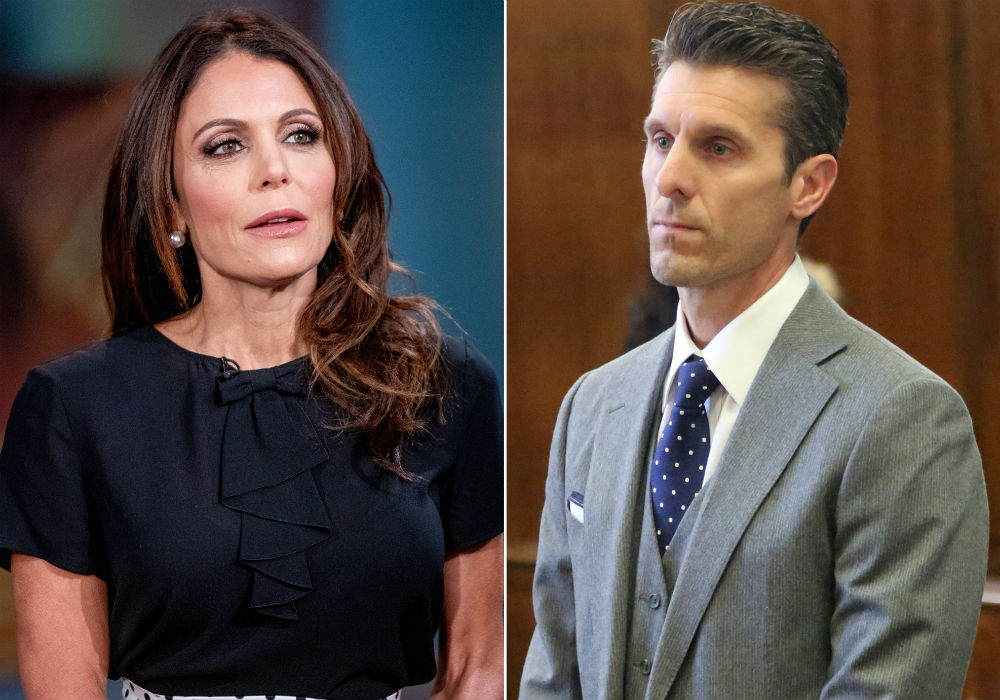 RHONY Bethenny Frankel's Ex Jason Hoppy Was 'Emotionally Violent' Claims Her Psychologist