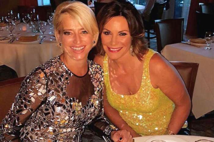 RHONY Dorinda Medley Was 'Confused' By Her Feud With LuAnn De Lesseps