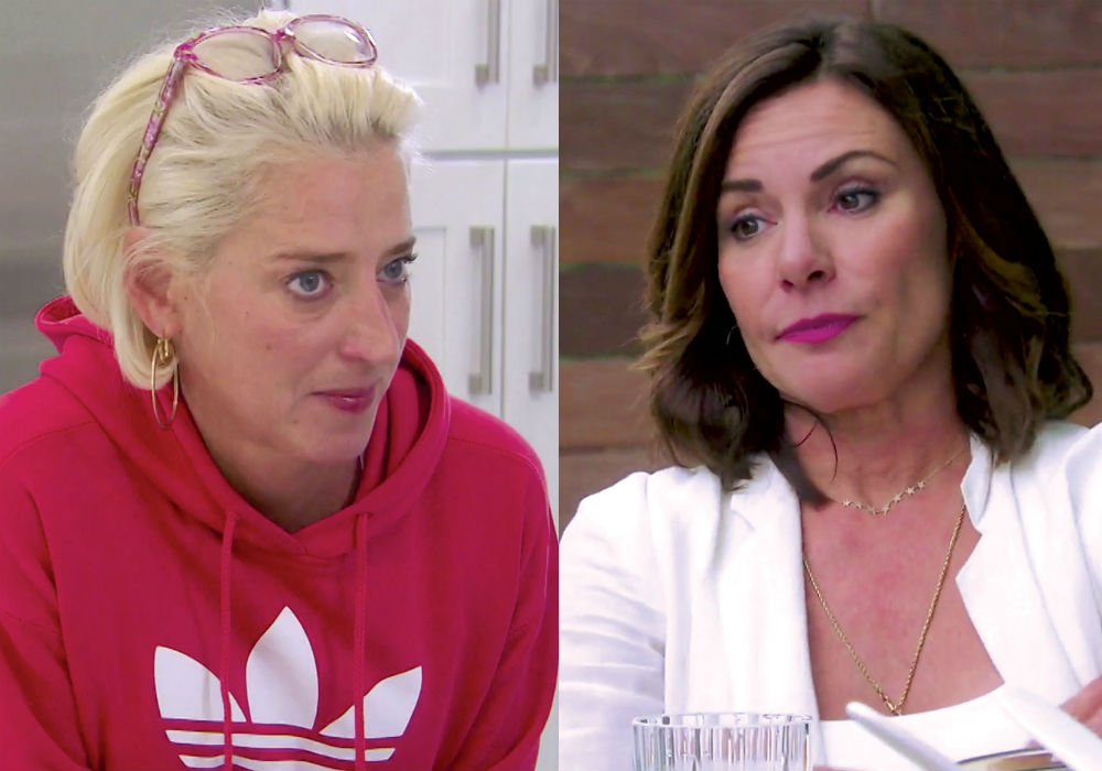 RHONY LuAnn De Lesseps Ridicules Dorinda Medley In Their Ongoing Feud