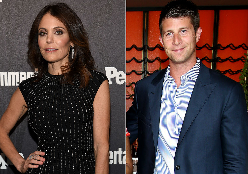RHONY Star Bethenny Frankel Brings New BF Paul Bernon To Court For Her Battle Against Jason Hoppy