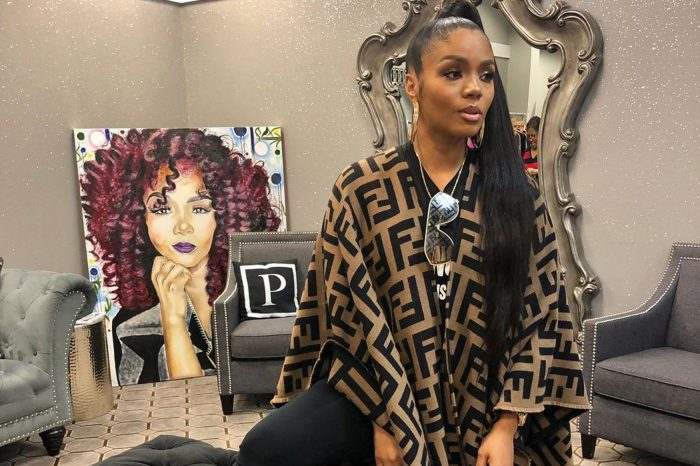 Rasheeda Frost Works Out Like There's No Tomorrow - Fans Tell Her She Doesn't Need To Lose Any More Weight - Check Out Her Video