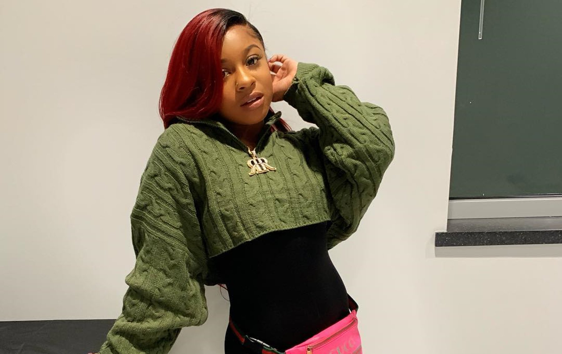 """reginae-carter-shares-the-one-and-only-purpose-in-life-and-fans-debate-the-subject"""