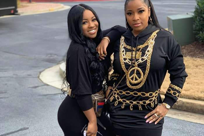 Toya Wright Tells Reginae Carter's Fans There Are No Babies Planned For Her Daughter After YFN Lucci Freaked Out Everyone - Check Out The Funny Clips With Toya & Nae