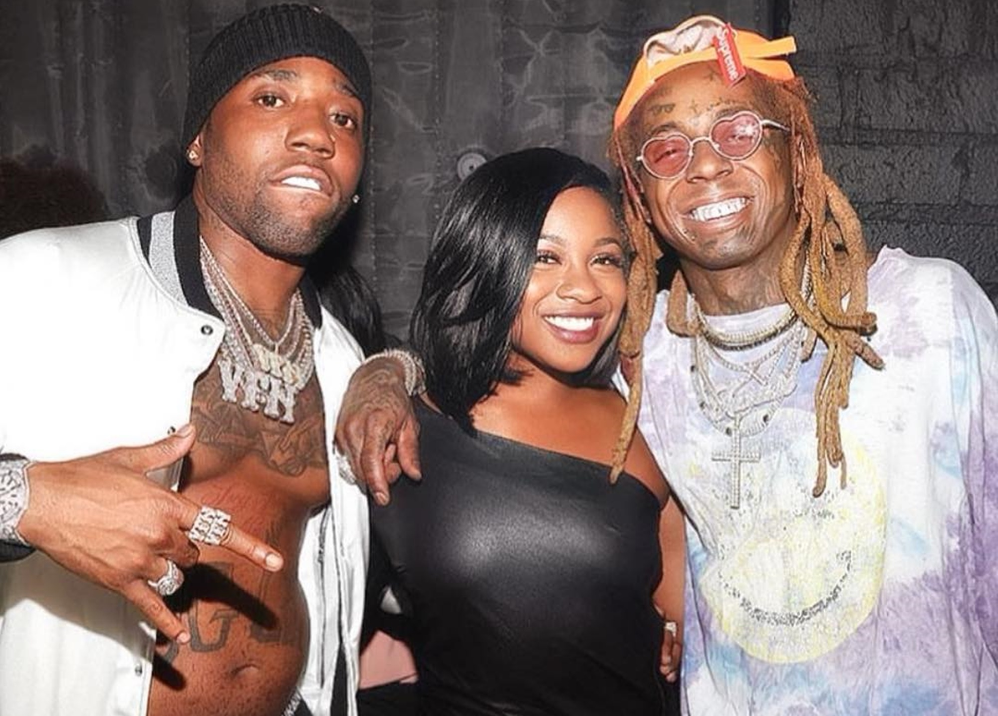 """reginae-carters-fans-are-terrified-and-believe-lil-wayne-should-intervene-because-her-relationship-with-yfn-lucci-is-toxic-learn-what-happened"""