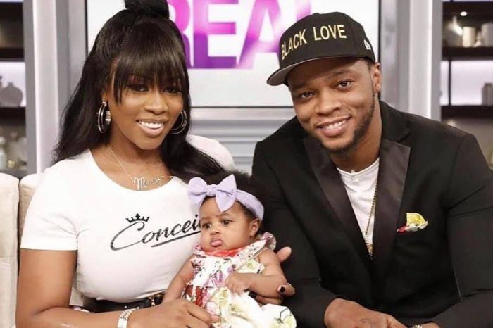 Remy Ma's Baby Girl Reminisce MacKenzie Looks Perfect In New Picture -- Papoose's Child Has Fans Melting