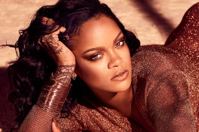 Rihanna Shows All-Natural Curves In Seductive New Photos