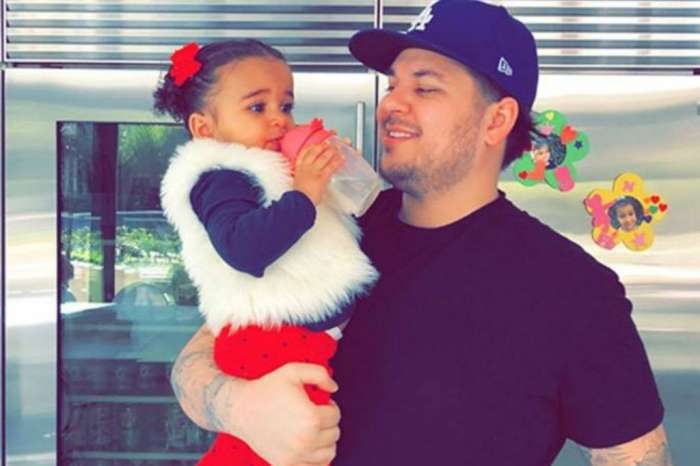 Khloe Kardashian Helps Niece Dream Throw Rob Kardashian An Early Birthday Party