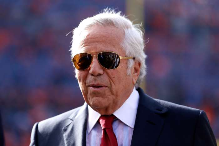 New England Patriots Owner Robert Kraft Spotted At LA Party Following Prostitution Charge