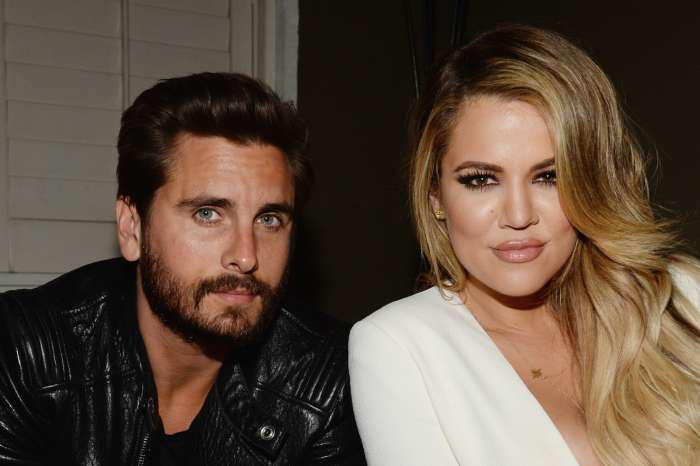 Khloe Kardashian Reportedly Receives Support From Scott Disick And Kanye West Following The Huge Tristan Thompson Drama