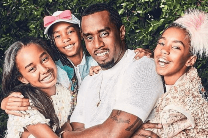 Diddy Is The Proudest Dad - He Praises Daughters By Introducing Supergroup 'The Combs Sisters' - See The Video